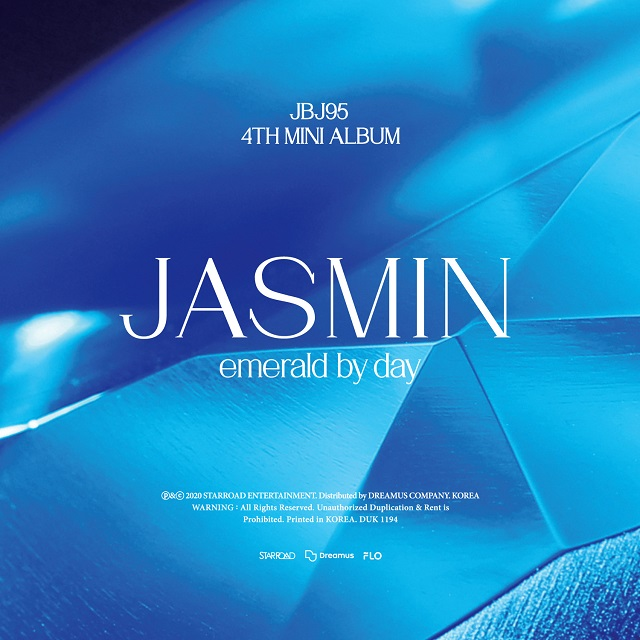 4th Mini Album [JASMIN] emerald by day Ver.